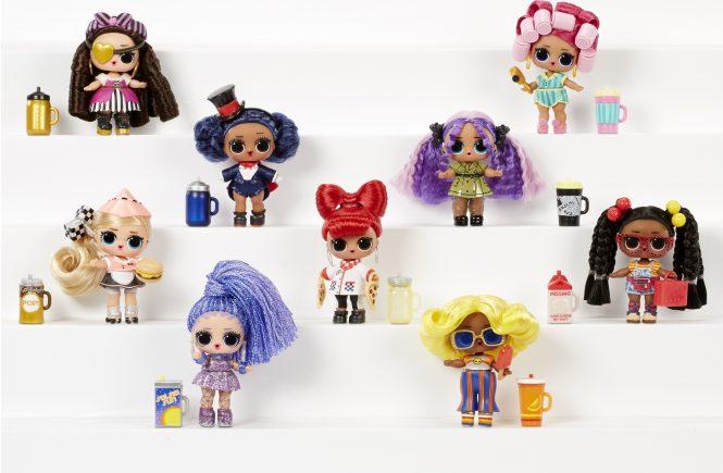 lalki z włosami