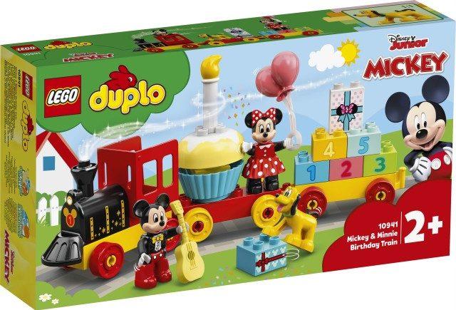 LEGO Duplo Myszka Miki