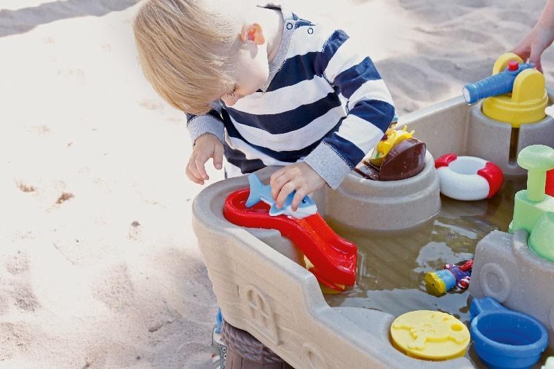 stolik wodny dla dzieci