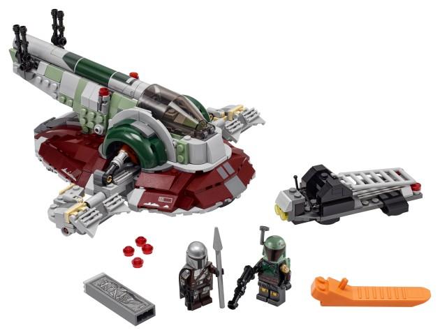 LEGO statek kosmiczny