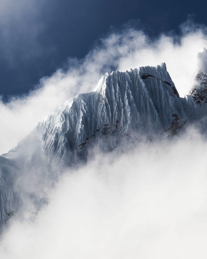 lodowy zamek